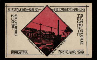 The 1919 Ninoshima Camp Exhibition and its Postcards